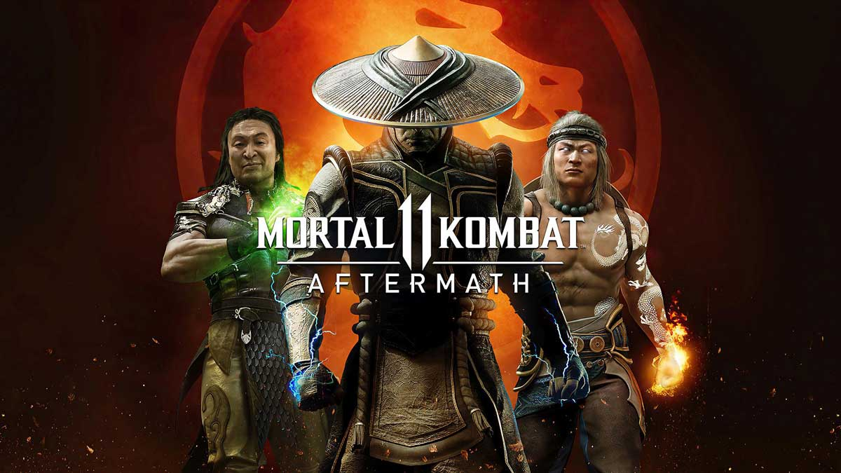 Mortal Kombat 11 And Aftermath DLC Review